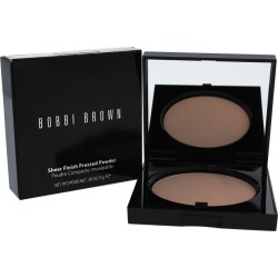 Bobbi Brown 0.38oz 02 Sunny Beige Sheer Finish Pressed Powder