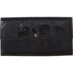 Louis Vuitton Black Monogram Vernis Leather Sarah Wallet found on Bargain Bro Philippines from Ruelala for $700.00