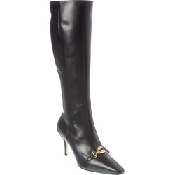 Gucci Zumi Leather Knee Boot found on MODAPINS from Gilt City for USD $1499.99