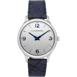 Chopard Men's Canvas Watch found on MODAPINS from Ruelala for USD $7489.00