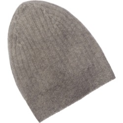 White and Warren Cashmere Ribbed Hat