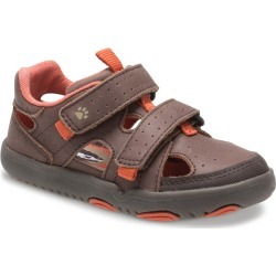 Hush Puppies Quin Leather Fisherman Sandal found on Bargain Bro Philippines from Ruelala for $12.99