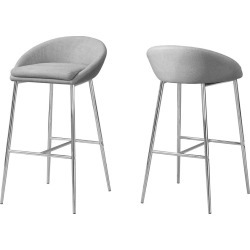 Monarch Set of 2 Bar Stools found on Bargain Bro Philippines from Ruelala for $139.99