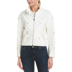 Moncler Quilted Silk-Lined Jacket found on Bargain Bro India from Ruelala for $999.99