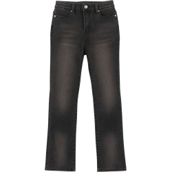 Calvin Klein High-Rise Flare Jean found on Bargain Bro India from Gilt for $15.99