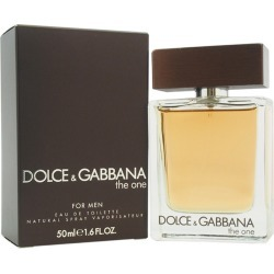 Dolce & Gabbana The One Men's 1.6oz Eau De Toilette Spray found on Bargain Bro Philippines from Gilt City for $37.99
