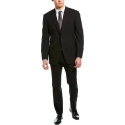 Canali 2pc Wool Suit with Flat Front Pant found on MODAPINS from Gilt for USD $1199.99