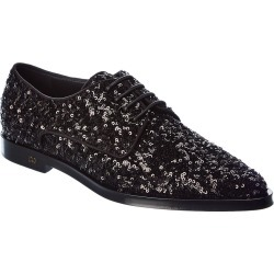 Dolce & Gabbana Sequin Derby Oxford found on Bargain Bro India from Ruelala for $599.99
