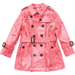 Burberry Lace Trench Coat found on Bargain Bro India from Gilt for $449.99