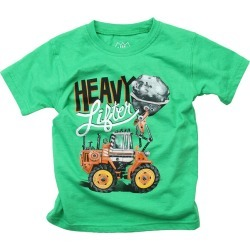 Wes Willy Heavy Lifter T-Shirt