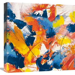 Global Gallery Waves crashing in the summer sky II by Bob Ferri found on Bargain Bro India from Gilt for $99.99