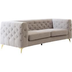 Soho Light Grey Sofa