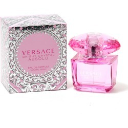 Versace Women's 3oz Bright Crystal Absolu Eau de Parfum Spray found on Bargain Bro India from Gilt City for $49.99