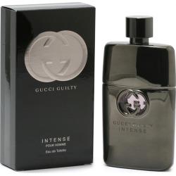 Gucci Men's 3oz Guilty Intense Eau de Toilette Spray found on Bargain Bro India from Gilt for $69.99