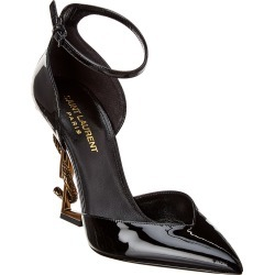 Saint Laurent Opyum D'Orsay 110 Patent Pump found on Bargain Bro Philippines from Ruelala for $999.99