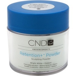 CND 3.7oz Bright White Retention + Powder Sculpting Powder