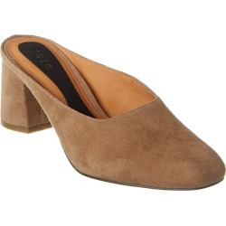 Joie Irone Suede Mule found on Bargain Bro India from Gilt City for $89.99