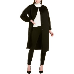 Carolina Herrera Wool-Blend Coat