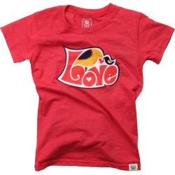 Wes Willy Love T-Shirt