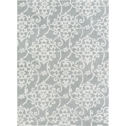 Surya Cosmopolitan Transitional Hand-Tufted Rug found on Bargain Bro India from Gilt for $49.99