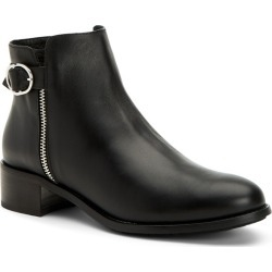 Aquatalia Orleena Leather Weatherproof Bootie found on MODAPINS from Gilt for USD $179.99