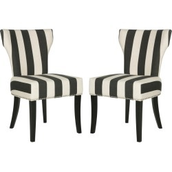 Safavieh Jappic 22''H Side Chairs (Set Of 2) found on Bargain Bro India from Ruelala for $469.99