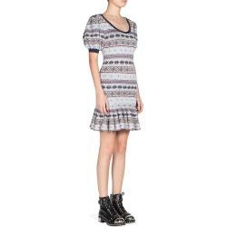 Alexander McQueen Puff Sleeve Dress found on MODAPINS from Ruelala for USD $599.99