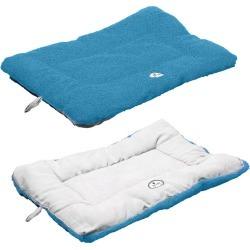 Pet Life Eco-Paw Reversible Eco-Friendly Pet Bed