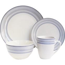 Jay Imports Cadence 16pc Dinner Ware Set