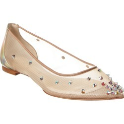 Christian Louboutin Degra Mesh Flat found on Bargain Bro Philippines from Gilt for $969.99