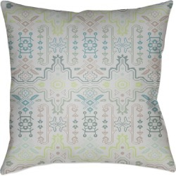 Surya Yindi Indoor/Outdoor Decorative Pillow found on Bargain Bro India from Gilt City for $24.99