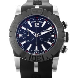 Roger Dubuis Men's Rubber Watch found on MODAPINS from Ruelala for USD $12499.99