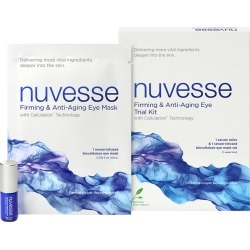 Nuvesse 10ml Firming & Anti-Aging Eye Trial Kit
