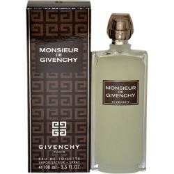 Givenchy Monsieur De Givenchy 3.3oz Men's Eau De Toilette Spray found on Bargain Bro Philippines from Ruelala for $45.99