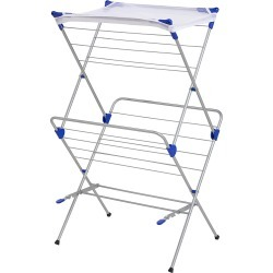 Honey-Can-Do 2-Tier Top Drying Rack