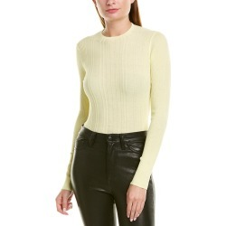 Vince Ribbed Mock Neck Top found on Bargain Bro India from Gilt for $89.99