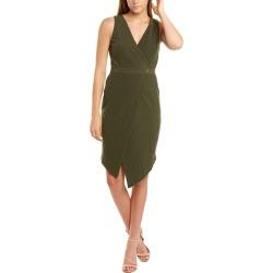 Hutch Faux Wrap Dress