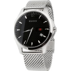 Gucci Men's Stainless Steel Watch found on Bargain Bro India from Gilt for $439.00