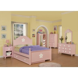 ACME Floresville Twin Bed