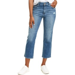 DL1961 Premium Denim Jerry Marfa High-Rise Vintage Straight Leg found on MODAPINS from Ruelala for USD $35.99