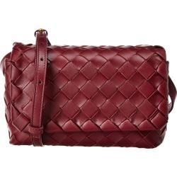 Bottega Veneta Mini Intrecciato Leather Shoulder Bag