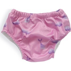 Bilbi Swim Nappy - Pink Whale - Small found on Bargain Bro from Baby Bunting for USD $7.63