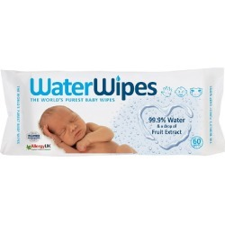 WaterWipes Baby Wipes - 60 Pack