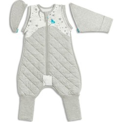Love To Dream Swaddle Up Transition Suit Warm 2.5 Tog White X-Large