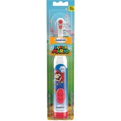 Spinbrush A & H SPINBRUSH KIDS MARIO 1.0 EA found on Bargain Bro India from Beauty Boutique CA for $5.77