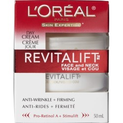 Revitalift Anti-Wrinkle + Firming Face and Neck Cream