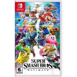 Nintendo Super Smash Bros Ultimate 1.0 ea found on Bargain Bro Philippines from Beauty Boutique CA for $66.02