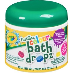 Crayola Crayola Bath Dropz 51.0 g found on Bargain Bro India from Beauty Boutique CA for $4.95