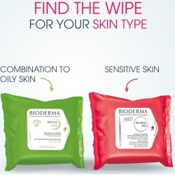 Bioderma Sensibio H2O Wipes 25.0 Wipes found on MODAPINS from Beauty Boutique CA for USD $10.66