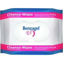 Benzagel Facial Cleansing Wipes 86.0 Wipes found on MODAPINS from Beauty Boutique CA for USD $5.78